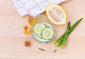 seriuos skin care with these natural products