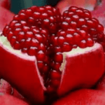 serious skin care involves eating healthy pomegranates