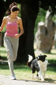 dogs relieve tress naturally