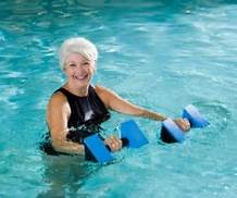water exercise for arthritis