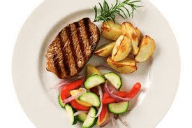 good food is what we use for menopause weight gain solutions