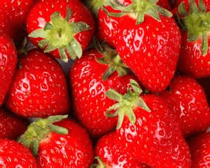 strawberries are natural metabolism boosters